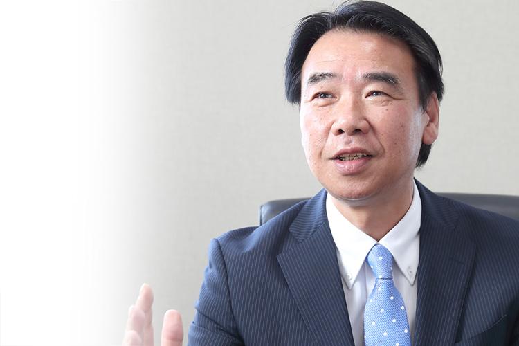 オリジン東秀株式会社代表取締役社長 沢村弘也